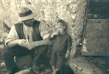 Luoghi, volti, storie - Viaggio per immagini nel Novecento degli Antichi Originari