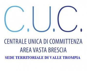 C.U.C. Centrale Unica di Committenza Area Vasta Brescia Sede territoriale di Valle Trompia