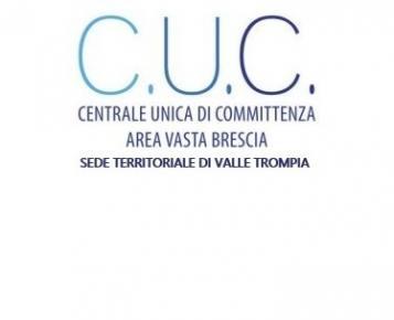 C.U.C. Centrale Unica di Committenza Area Vasta.