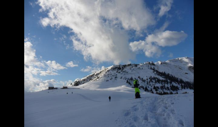 Monte Ario mt. 1756 e la Pian del Bene
