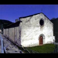 Chiesa di San Rocco di Collio Val Trompia