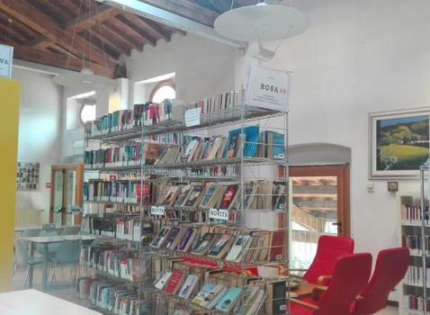 Un sabato in biblioteca