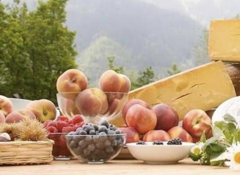 La montagna, i suoi prodotti le tradizioni