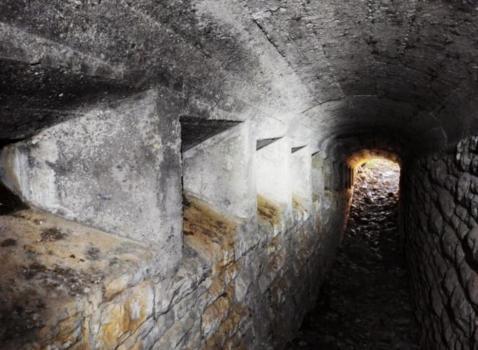 Le trincee e i bunker dei monti Campiani a Brescia e il tesoro sepolto