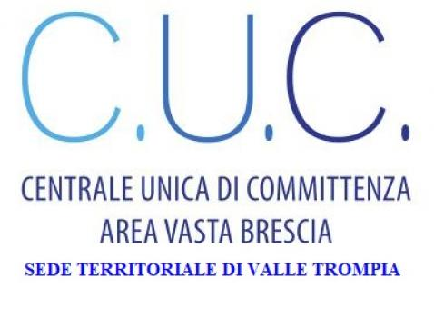 C.U.C. Centrale Unica di Committenza Area Vasta- sede distaccata territoriale di Gardone Val Trompia